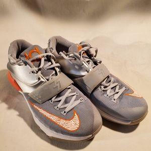 Nike KD 7 Texas Longhorn Men Sz 11.5